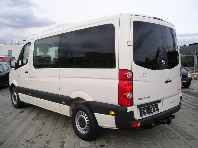 VW Crafter - zadek 05