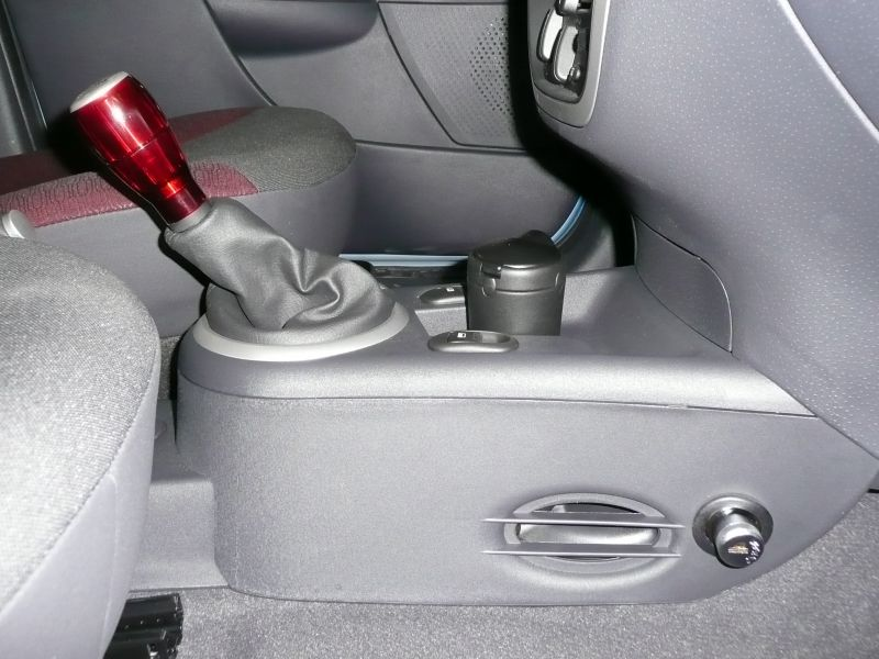 Citroen C3 - Pin-Lock