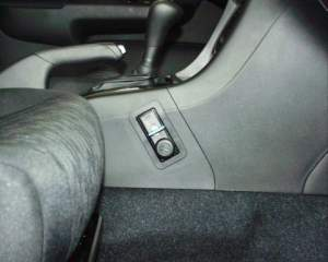 Honda Accord - Mul-t-lock