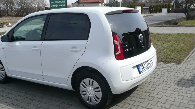 VW UP - zadek 05