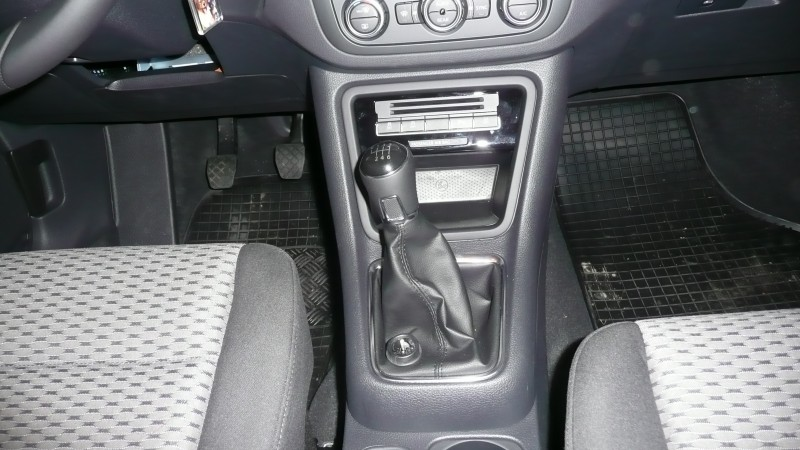 VW Sharan III - Rotary-Lock