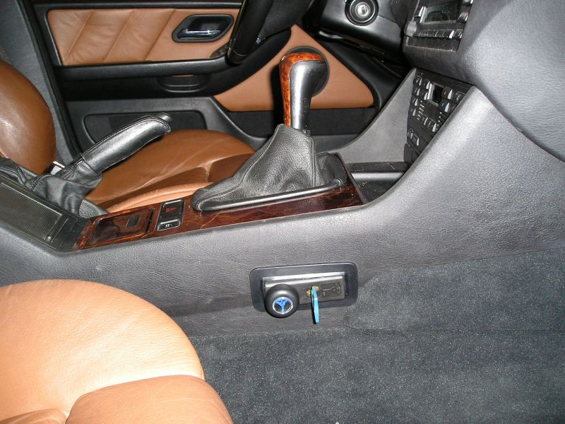 BMW 525 - Mul-t-lock