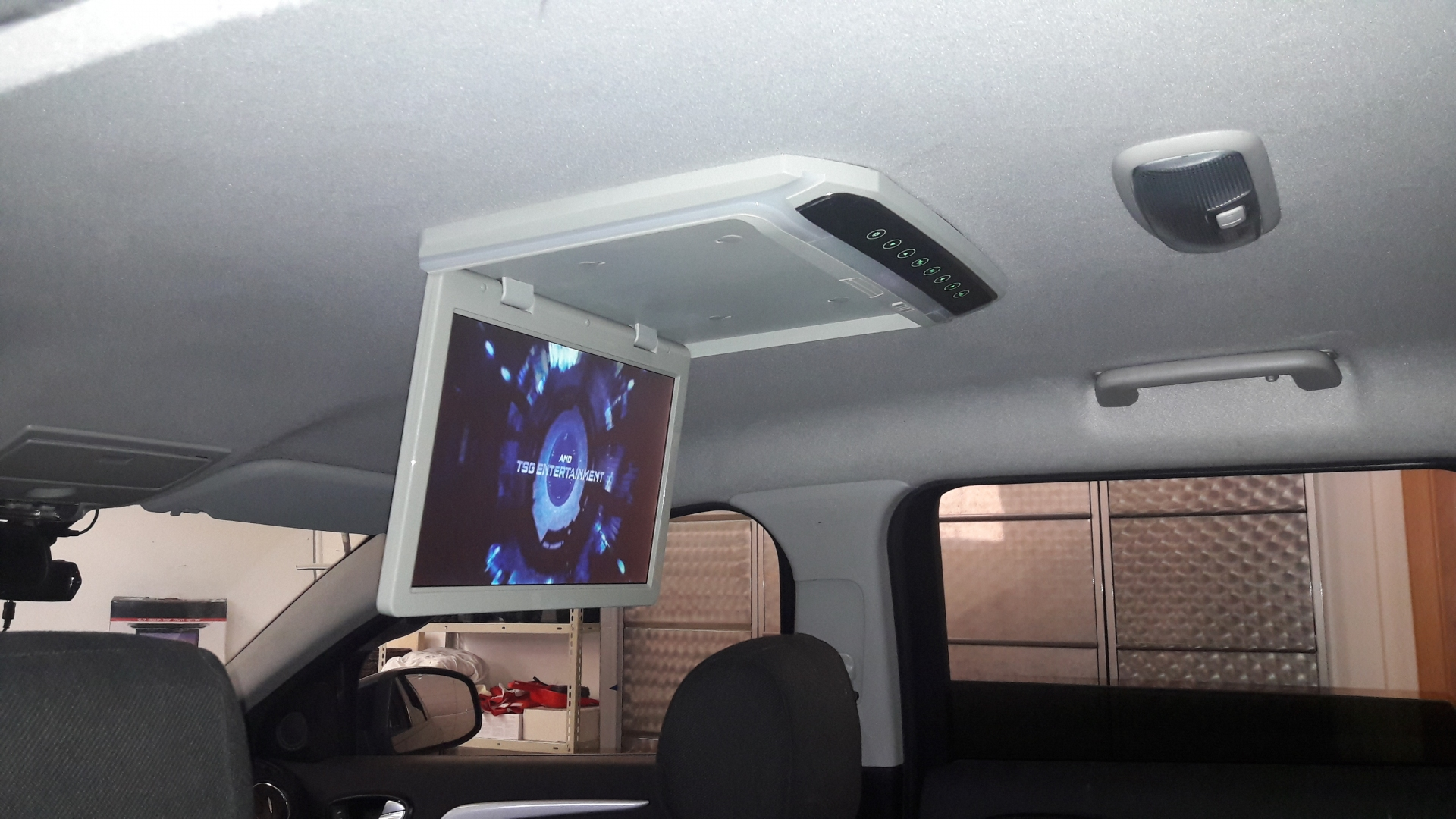 Ford Mondeo LCD monitor 12,1
