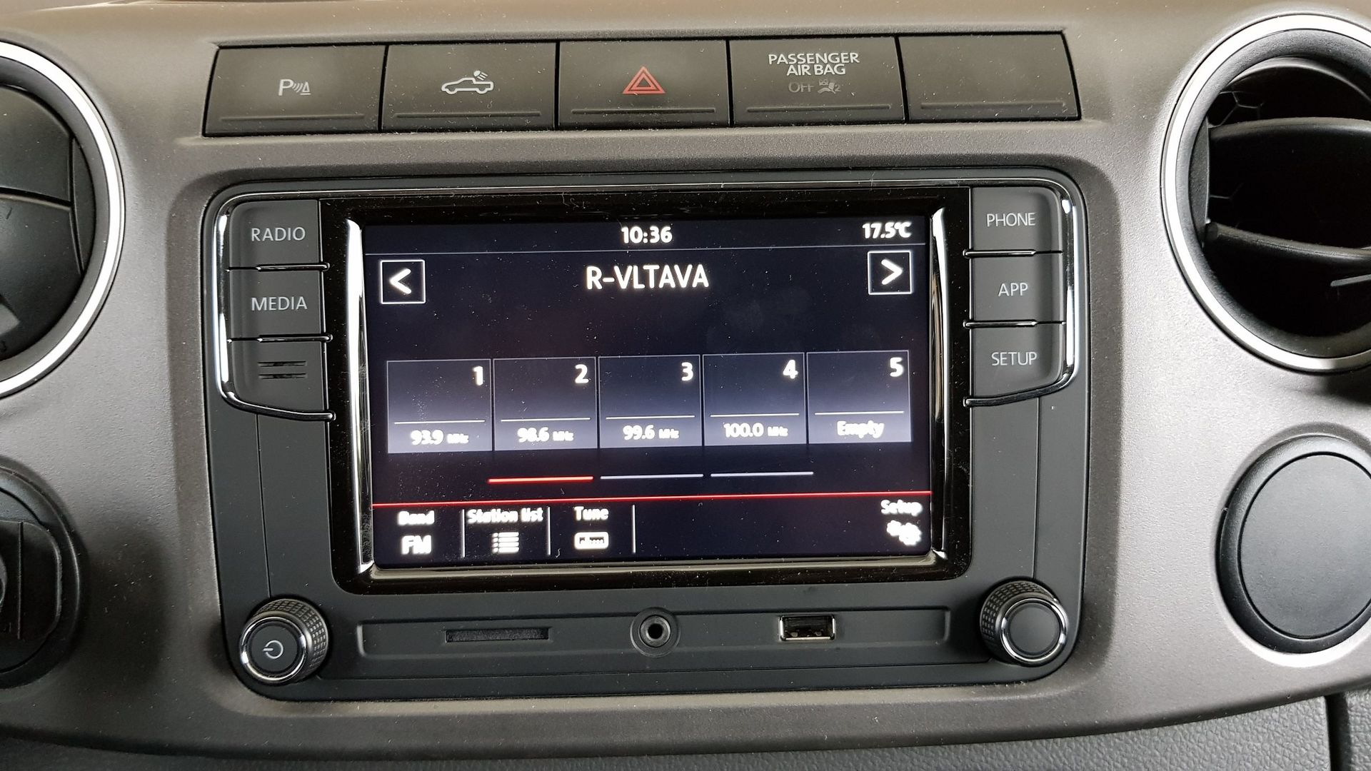 RCD 330 Plus Apple CarPlay + Android Auto MirrorLink